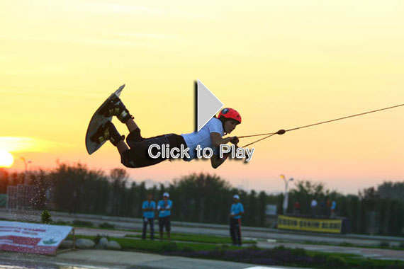 La WWA World Wake Park Series 2010