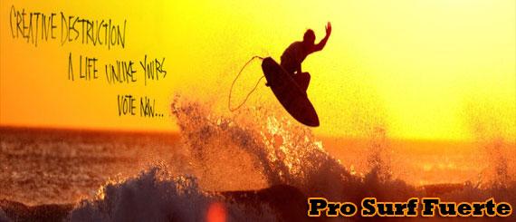 Pro Surf Fuerte en Fuerteventura, Islas Canarias