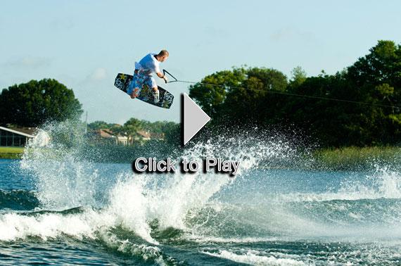 Aaron Rathy, un rider en el punto de mira del Wakeboard