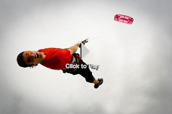 Extreme Kitesurf, algunos saltos impresionantes
