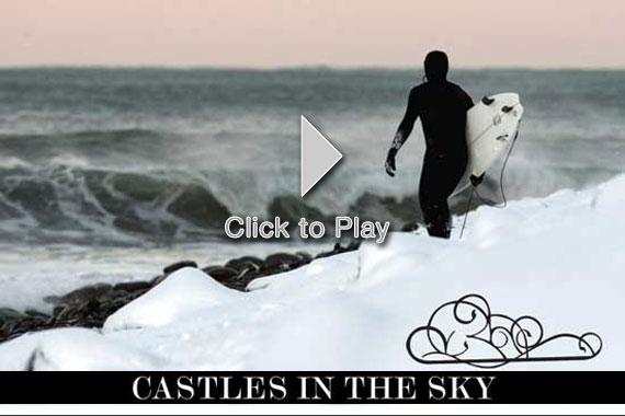 Castles In The Sky, mucho más que una película de Surf