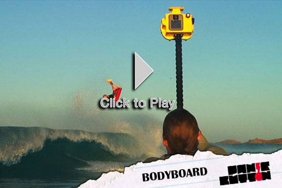 The Panic Button, tu podcast de bodyboard