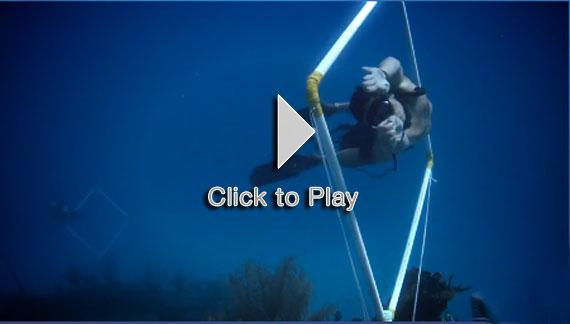 Formula 3 Freediving. El mundo del motor se mezcla con el Buceo