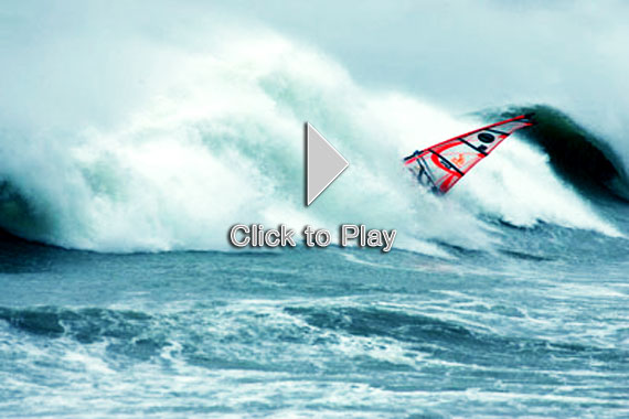 Red Bull Storm Chase, El documental del Windsurf Extremo