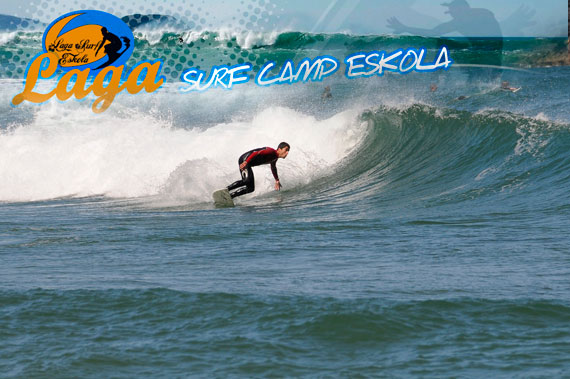 Laga SurfCamp en Bizkaia se une a Surfdestiny.com