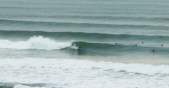 Surf en Galicia, uno de los principales destinos españoles
