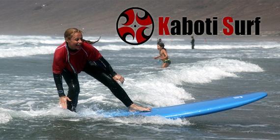 Kaboti Surf en Lanzarote