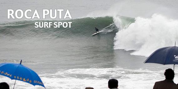 Surf Spot de Roca Puta