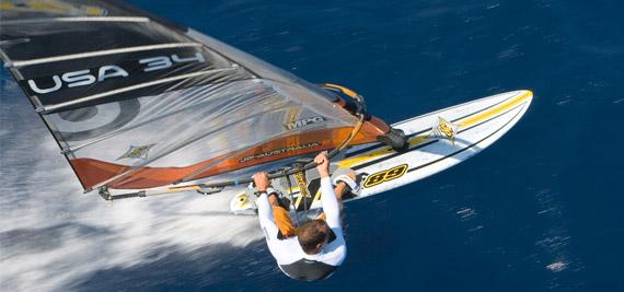 Windsurf para principiantes. Aprendiendo a hacer windsurf