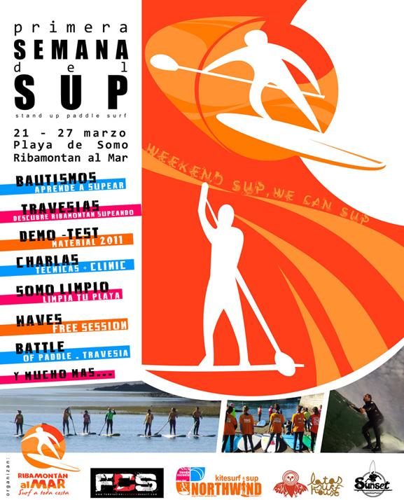 Lanzamiento de la Primera Semana del SUP