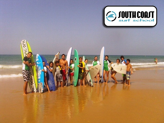 Surfea en Semana Santa con South Coast Surf School