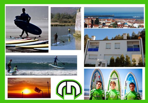 Surf de Semana Santa en Rompiente Norte
