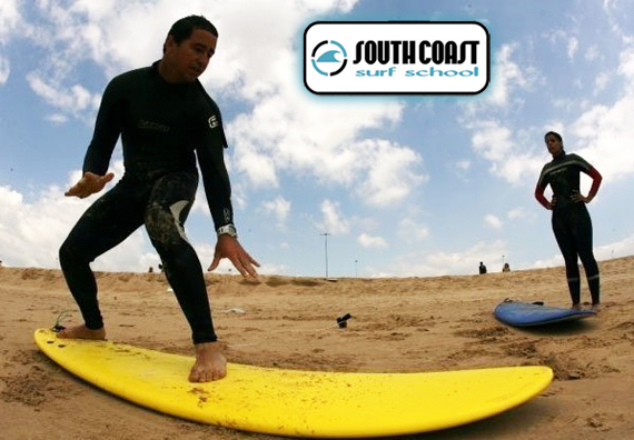 Oferta Especial en el Campamento South Coast Surf School