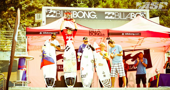 ASP Billabong Pro Junior Sopelana 2011 (Resultados)