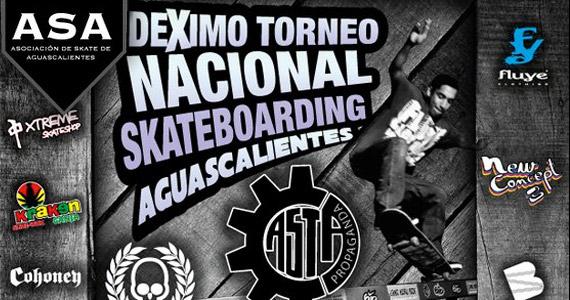 Nacional Mexicano Skate Aguascalientes 2011