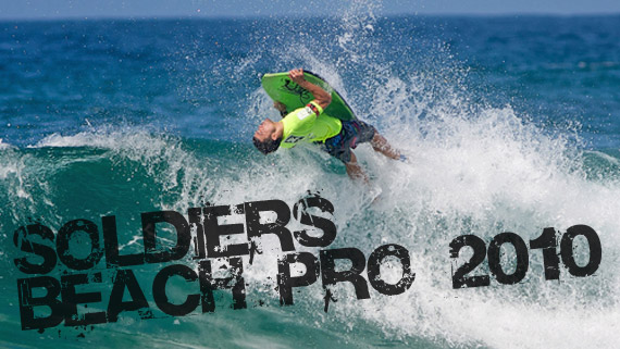 Soldiers Beach Pro 2010