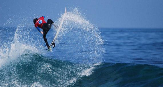 Owen Wright gana el Boost Mobile Surf Sho 2010