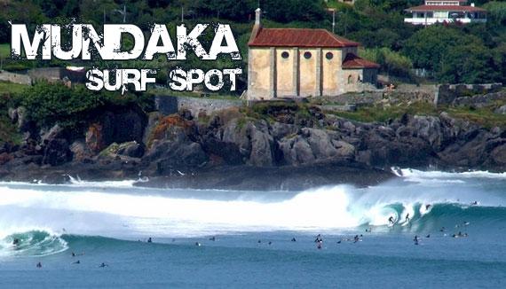 Surf Spot de Mundaka