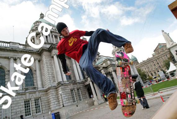 Especial Skate Camp y Surf en Galicia ´28 JUN. al ´04 JUL.