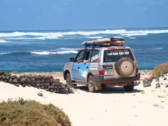 ONeill Surfschool Fuerteventura en Las Palmas