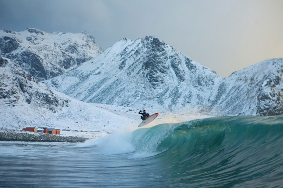 Arctic Surf Film