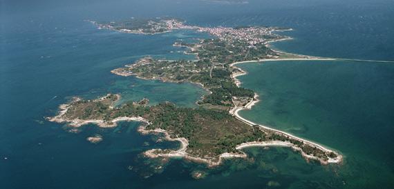 Multiaventura el la Illa de Arousa