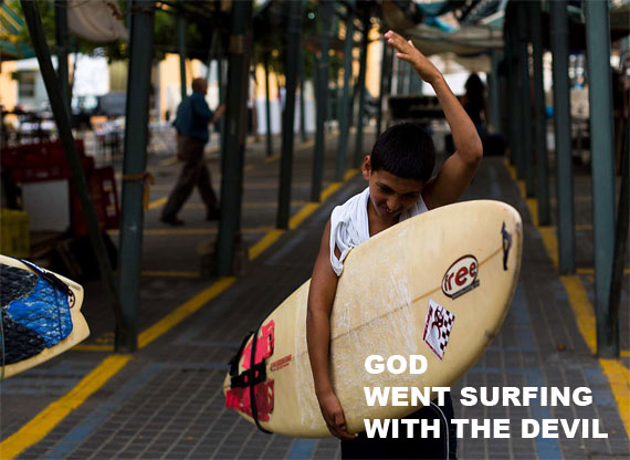 Alexander Klein - God Went Surfing With the Devil