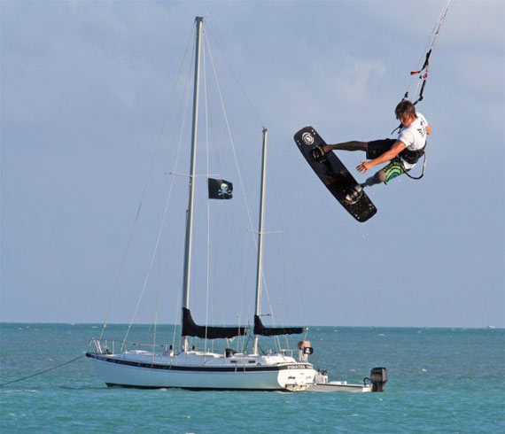 Sean Reyngoudt  - Wakeboard como práctica de superación