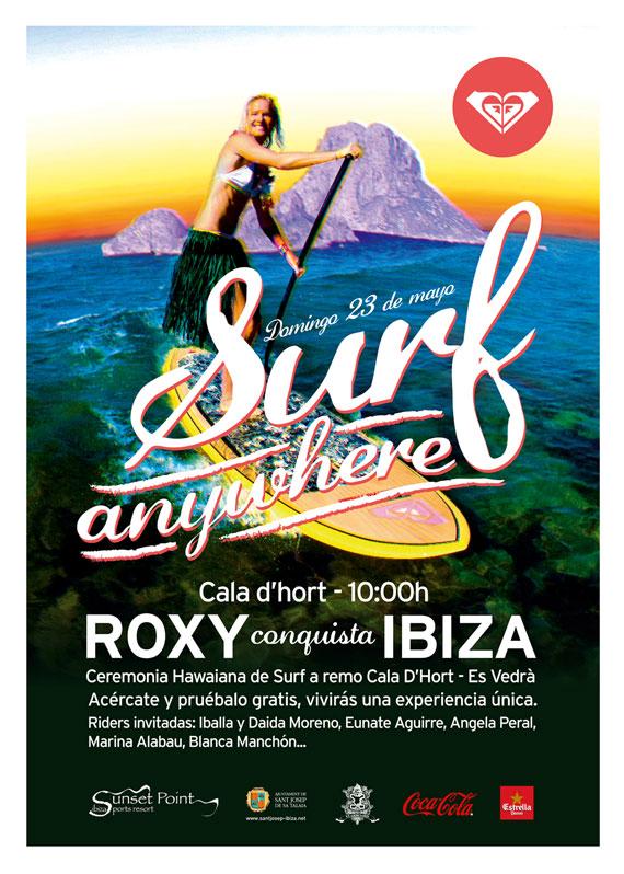 ¡Las Roxy Riders conquistan Ibiza!