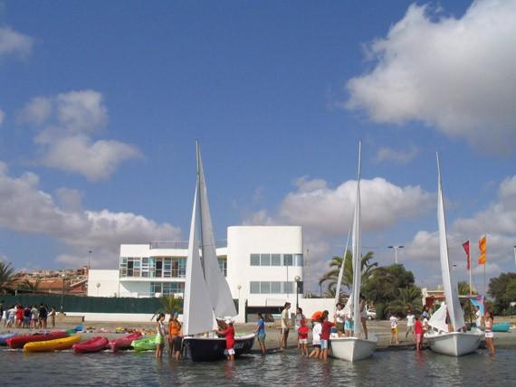Campamento Náutico ARBOLAR en Murcia