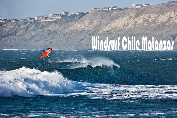 Windsurf Chile Matanzas, Enero 2010