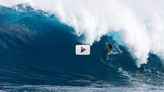Video de Olas Gigantes, Red Bull Young Jaws Hawaii.