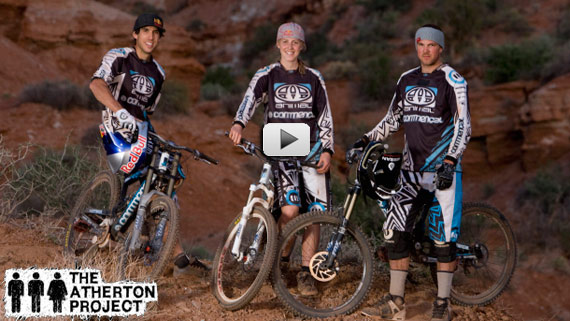 Vídeo del Proyecto Atherton 2010 - Primer Episodio
